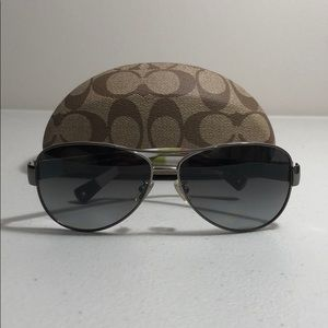 Coach Sunglasses Polarized